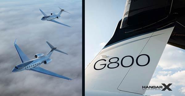 Gulfstream presento sus dos nuevos jets de negocios