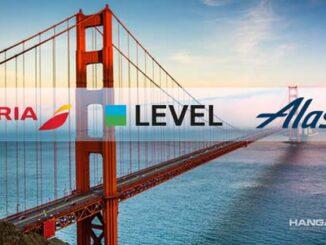 Iberia y LEVEL formalizan acuerdo de código compartido con Alaska Airlines