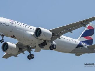 LATAM Airlines - Vuelos (Airbus A320neo)