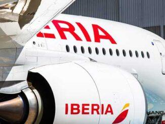 Vuelos autorizados de Iberia entre Buenos Aires y Madrid